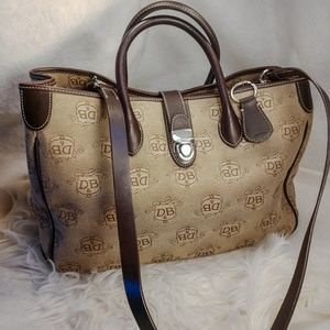 Authentic large Dooney & Bourke purse handbag